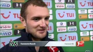 Hannover96 vs. FC Bayern München  3:1