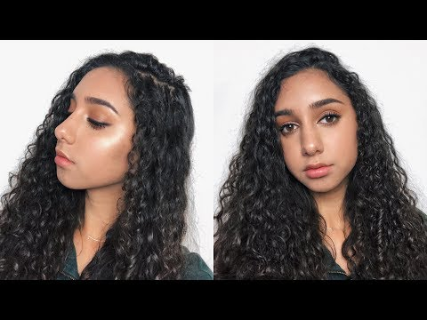 EVERYDAY COLLEGE MAKEUP ROUTINE! 2018 thumbnail