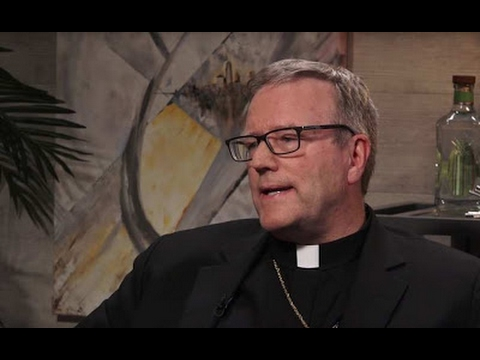 Bishop Barron tells 'gay' interviewer: I wouldn't press to reverse 'gay marriage' decision