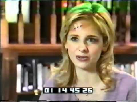Buffy [Rare] Interview with Joss Whedon and the cast [1998] 1/2