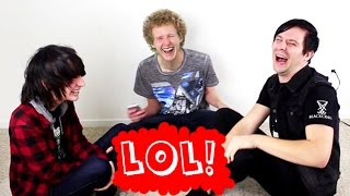 DONT MAKE ME LAUGH *CHALLENGE* Featuring BryanStars & Johnnie Guilbert