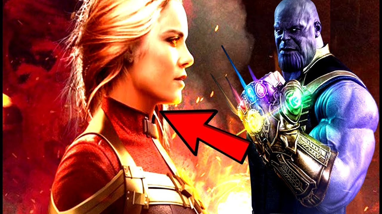 captain marvel insane powers that will be useful against thanos in