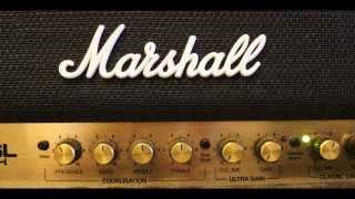 marshall DSL15H - Звуковой обзор
