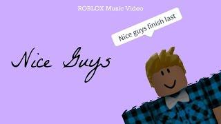 Nice guys ROBLOX Music video  Kit Cat