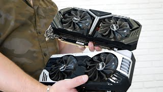 ⓇⓉⓍ Palit RTX 2070 Super GameRock | ОБЗОР и ТЕСТЫ