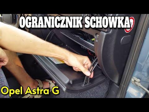Jak Wymienić Zaczep Schowka Opel Astra G