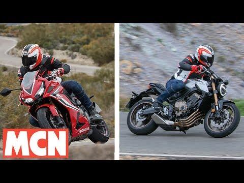 Honda CBR650R and CB650R review | Motorcyclenews.com