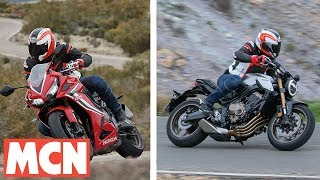 Honda CBR650R and CB650R review | Motorcyclenews.com