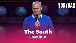 Born In The Middle East, But Raised In The South. Maher Matta - Full Special