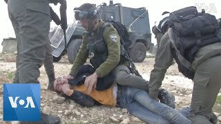 Scuffles Erupt as Israeli Army Demolishes Palestinian Houses on West Bank