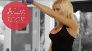 Arm-ageddon Arm Workout | The A-List Look With Valerie Waters