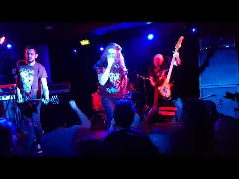 Iron Monkey - Bad year live HD