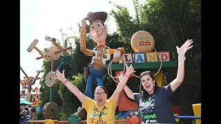 You've Got a Friend in Me! Slinky Dog Dash, 50's Prime Time Café, and More!
