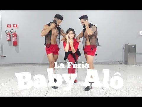 Baby Alô - La Fúria (Devinho Novaes) | Coreografia Bom Balanço Fit
