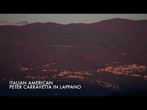 Italian American Interviews. Peter Carravetta in Lappano