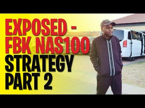 FBK NASDAQ STRATEGY – PART 2 – Forex broker killer Nasdaq – FBK NAS100 STRATEGY – VIXINDEX VIXSTOCK