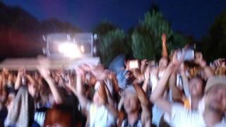 さんピンcamp20の最後のシークレットゲストで、Anarchyのライブ中にNitr...