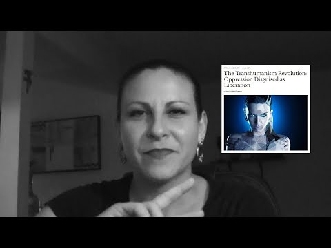Transgender, Tech + Transhumanism?