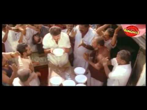 Phantom Malayalam Movie Comedy Scene mammotty and Lalu Alex