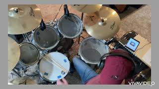 Stone In Love drum cover by Brian Sherman. One of my favs. Always wanted to play this.