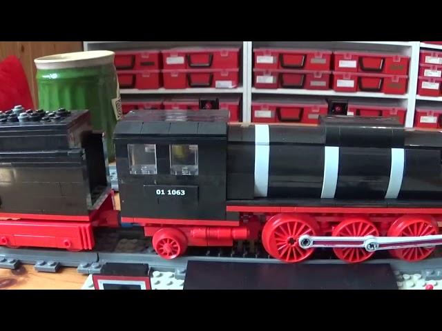MOC 63: Dampflok BR 01 [GER]