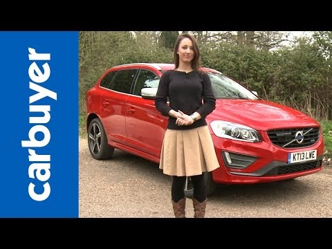 Volvo XC60 SUV 2014 review - Carbuyer