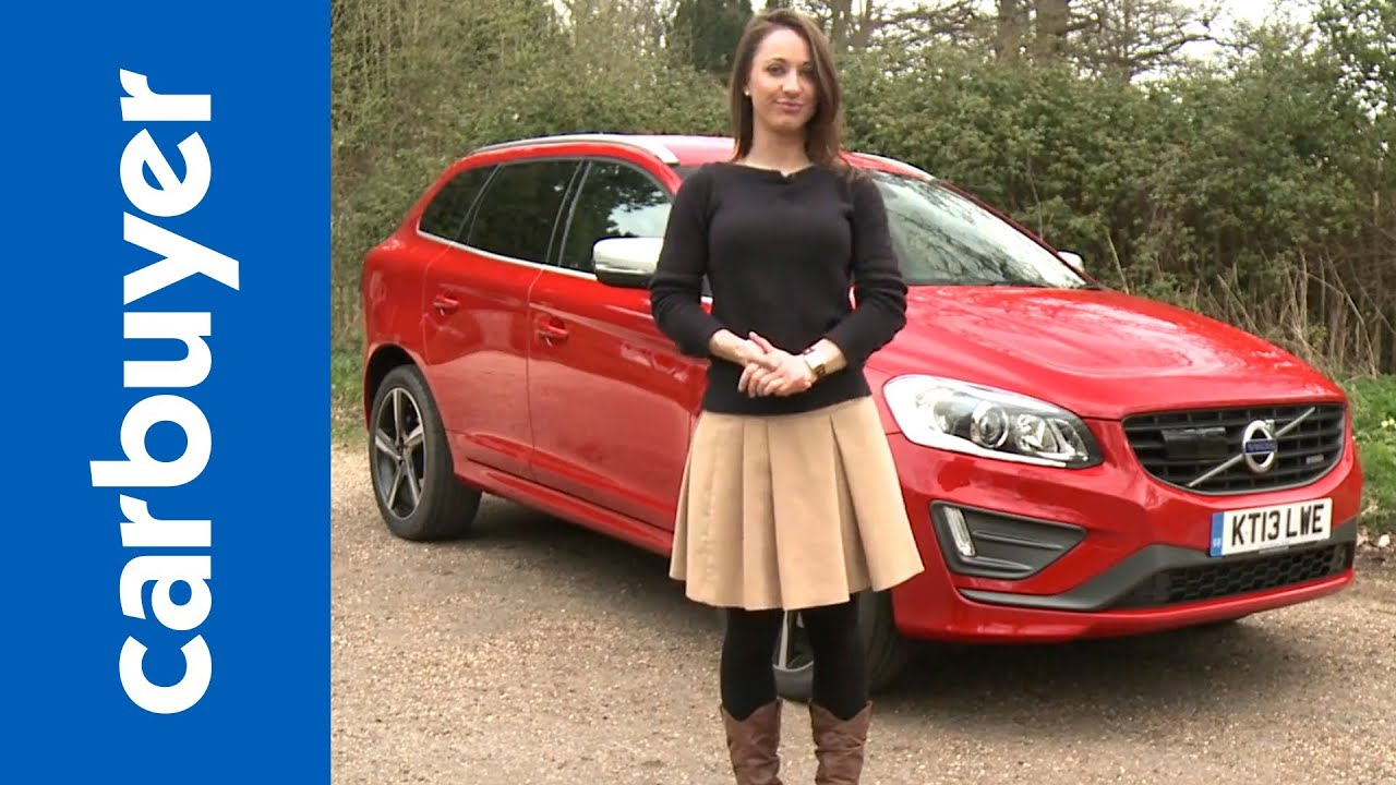 Volvo XC60 SUV 2014 review - Carbuyer - YouTube