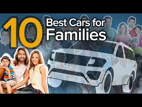 Top 10 Best Family Cars: The Short List