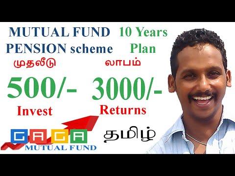 Invest 500 Returns 3000 | Mutual Fund | Good Returns | Tax Saving | GAGA Mutual Fund | Ganesh Gandhi