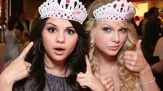 Taylor Swift Supports Selena