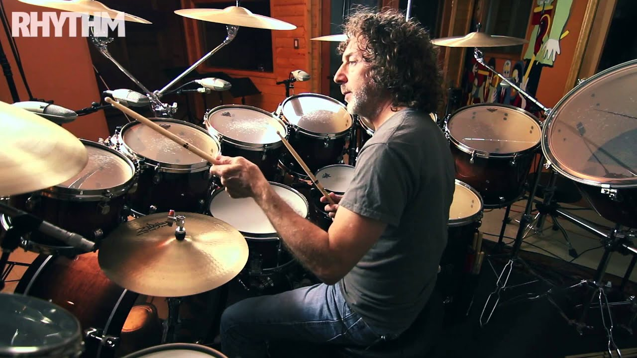 Simon Phillips drum lesson: the importance of dynamics