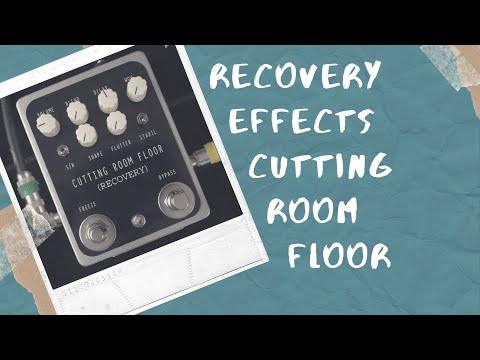 Recovery Effects Cutting