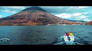 中禅寺湖【ドローン空撮 栃木県】 日光紅葉 海外の人も圧巻!4K Drone Japan world heritage