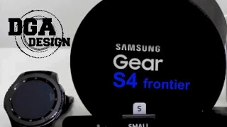 Samsung Gear S4 Official Trailer 2017 [Galaxy Note 8 and Gear S4]