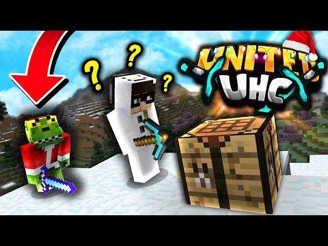 I AM THE GRINCH!! (Minecraft United UHC Season 5)