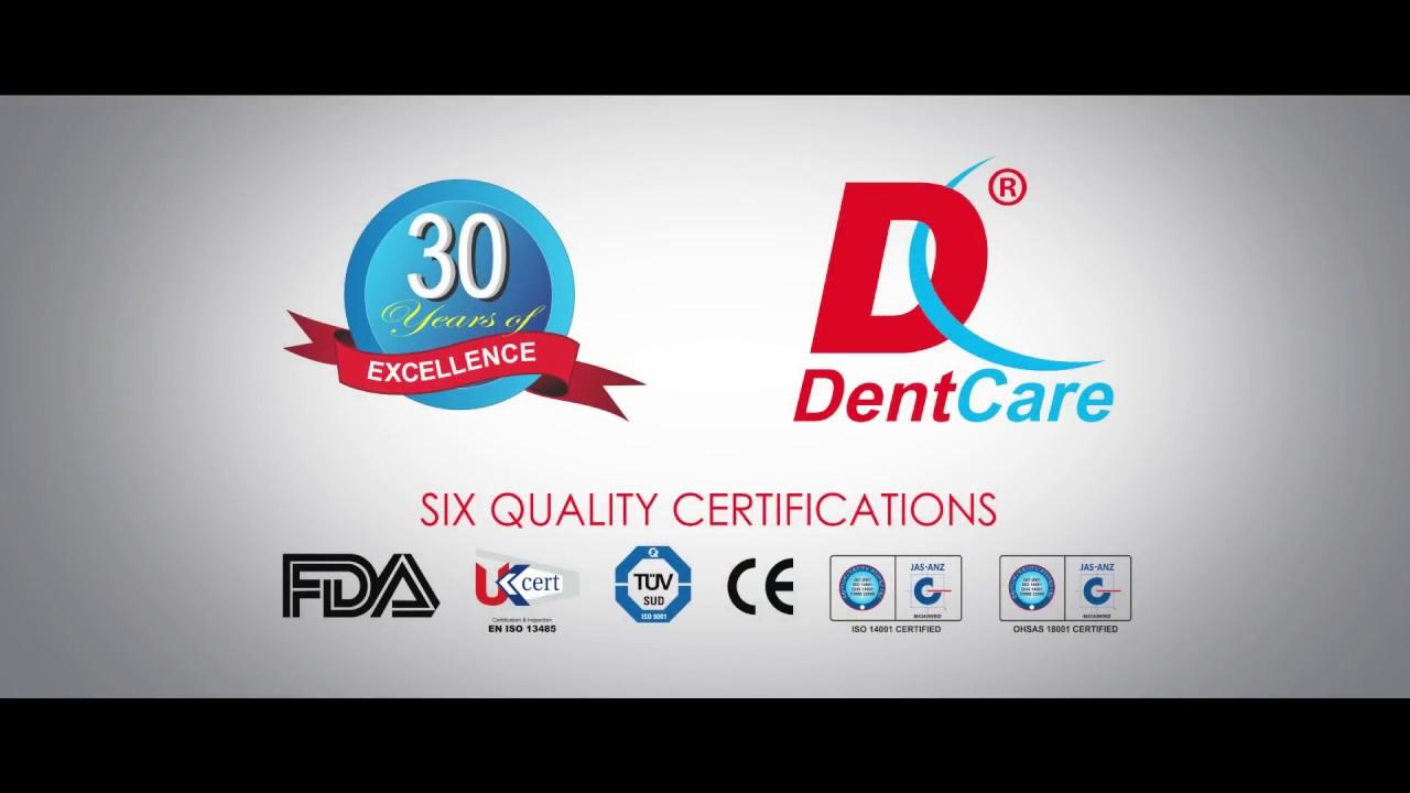 Dentcare Zirconia Challenge