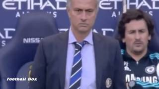 Frank Lampard goal & Mourinho blankly | Manchester City vs Chelsea 1-1
