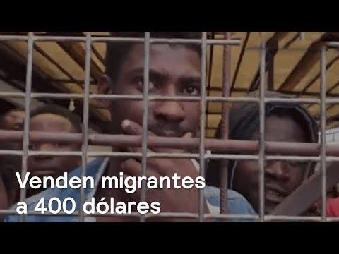 Esclavitud en Libia en pleno siglo XXI - Noticias con Karla Iberia