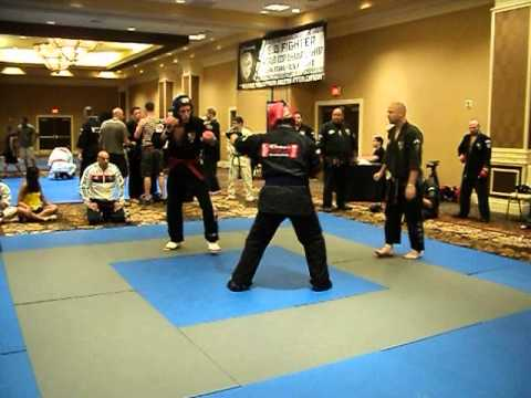 Kenpo 5.0 Sparring