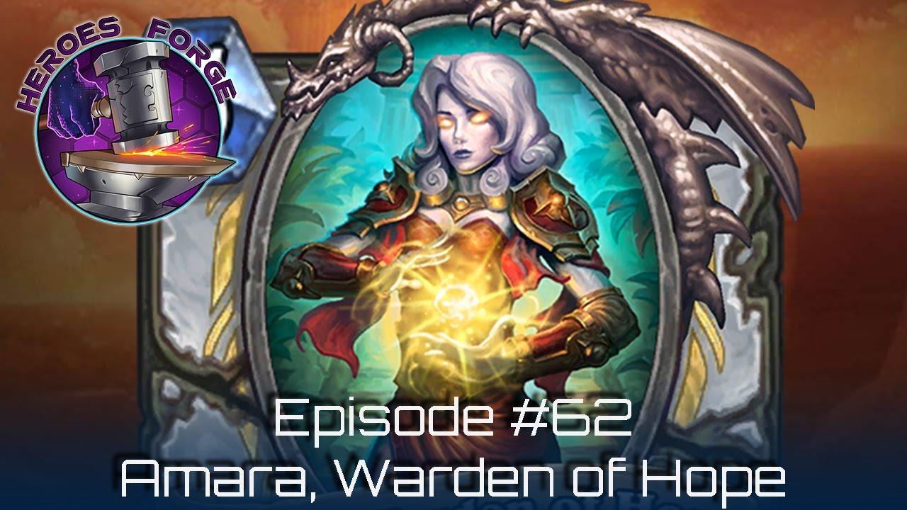 amara warden of hope how to get
