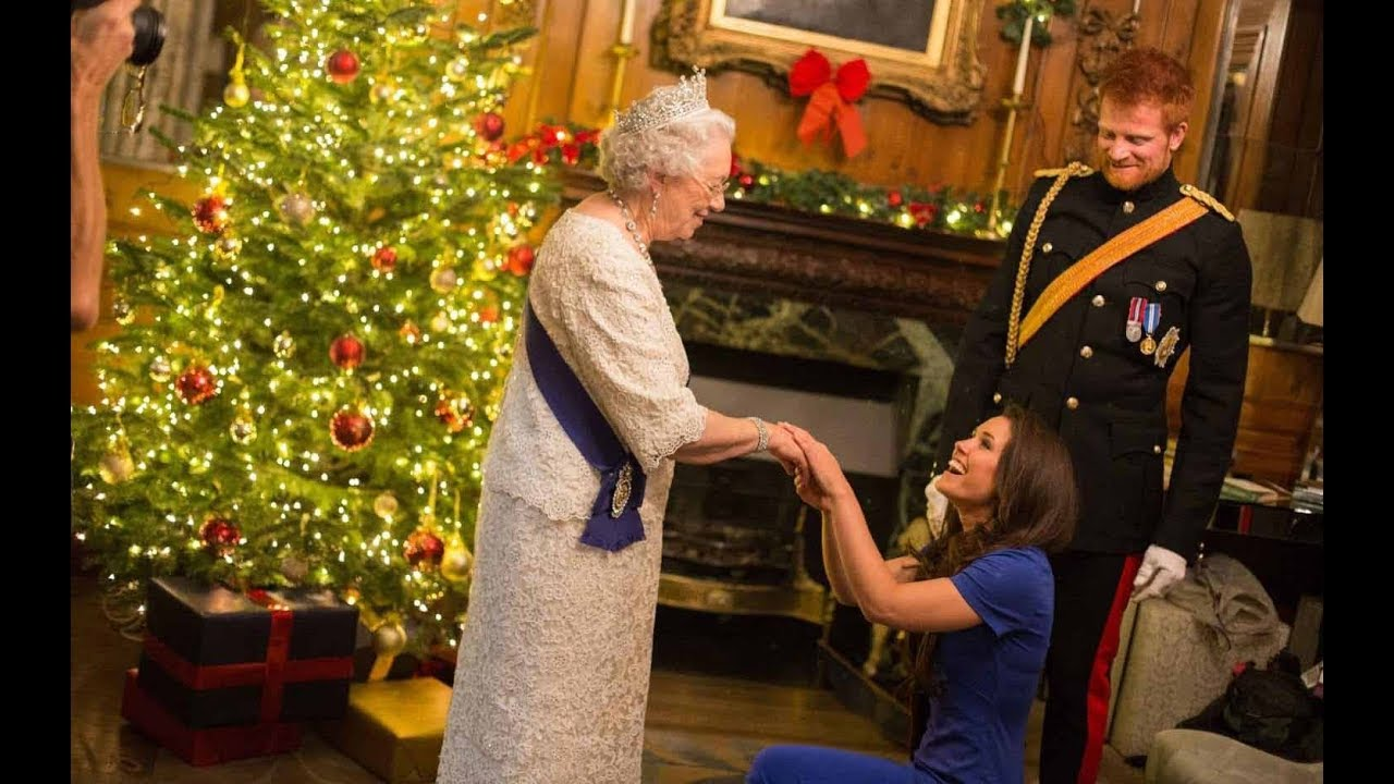 Image result for meghan markle with queen
