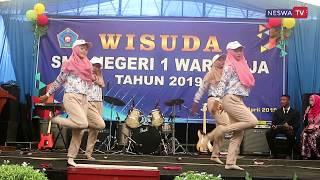Modern Dance dari Ekskul Seni Tari #WisudaNeswa2019 Video