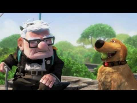 Best Clips from the Movie Up