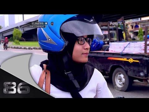86 - Pelanggaran Sepeda Motor di Jl. Pettarani Makassar - Aiptu Bakri Syaf - 04 Februari 2015