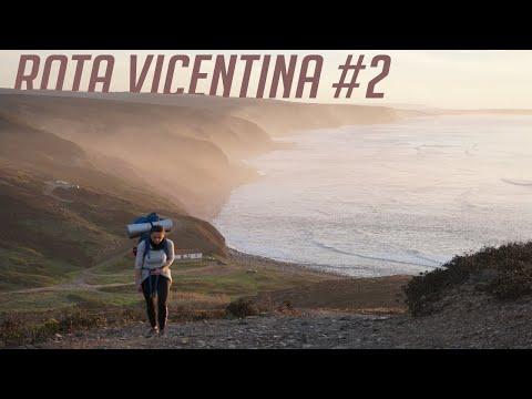 Rota Vicentina i Arrifana - z buta wzdłuż Portugalskiego wybrzeża #2