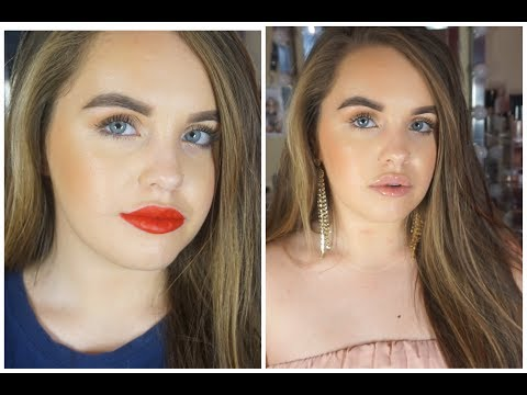 Adriana Lima makeup tutorial| Victoria secret model glam