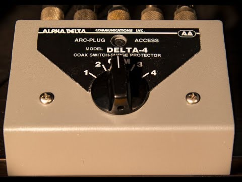 Review: Alpha Delta ASC 4 Position Antenna Switch