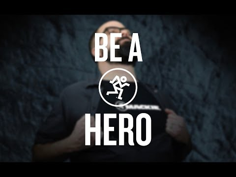 Be an Audio Hero