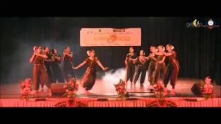 Deewani Mastani, Pinga and Radha - Indian Bollywood Fusion Dance (HD)