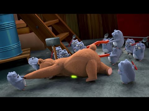 Grizzy & The Lemmings Big episode no.13 voodoo blanket